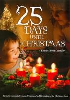 25 Days Until Christmas: A Family Advent Calendar