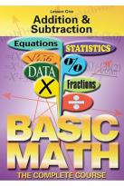 Basic Math - The Complete Course - Lesson 1: Addition and Subtraction