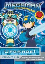Megaman: NT Warrior - Vol. 6: Upgrade!