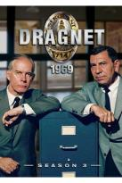 Dragnet - The Complete Third Season