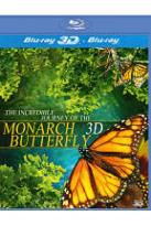 Incredible Journey of the Monarch Butterfly 3D