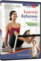 Stott Pilates - Essential Reformer 3rd Edition