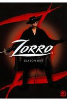 Zorro - The Complete Season 1