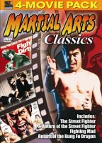 Martial Arts Classics - 4 Pack Vol. 2