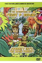 Adventure Of Teddy P. Brains - The Journey Into The Rain Forest