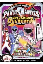 Power Rangers: Operation Overdrive: Vol. 5: Pink Emerald