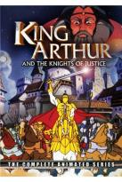 King Arthur and the Knights of Justice - The Complete Animated Series