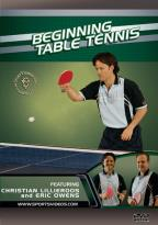 Beginning Table Tennis