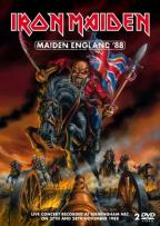 Iron Maiden - Maiden England
