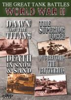 Great Tank Battles Of World War II: Set