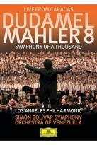 Dudamel: Mahler 8 - Symphony of a Thousand Live from Caracas