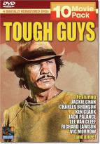 Tough Guys - 10 Movie Pack