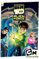 Ben 10 Alien Force - Season One, Volume One