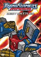 Transformers: Armada - Best Battles