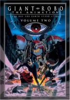 Giant Robo: The Day the Earth Stood Still - Vol. 2