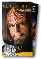 Star Trek: The Next Generation - Worf: Return to Grace Collection