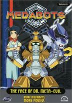 Medabots Vol. 6: The Face Of Dr. Meta-Evil