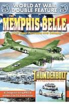 World at War Double Feature: The Memphis Belle: A Story of Flying Fortress/Thunderbolt