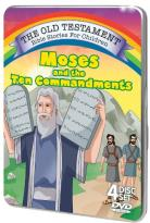 Old Testament Bible Stories for Children: Moses and the Ten Commandments