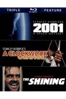 Shining / Clockwork Orange / 2001: A Space Odyssey