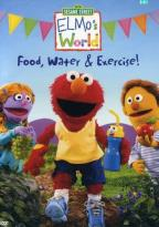 Elmo's World - Food, Water &amp; Exercise!
