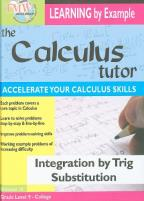 Calculus Tutor: Integration by Trig Substitution