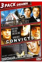Elmer Gantry/Birdman of Alcatraz/Convicts