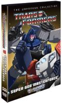 Transformers: The Japanese Collection - Super-God Masterforce