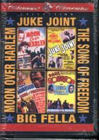 Moon Over Harlem/Juke Joint/Song Of Freedom/Big Fella - 2-DVD Set