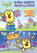 Wow! Wow! Wubbzy!: Back to School