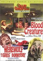 Blood Creature/Werewolf In A Girls' Dormitory