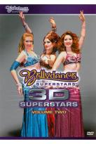 Bellydance Superstars: 3D Superstars, Vol. 2