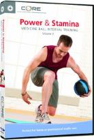 Stott Pilates: Power & Stamina - Medicine Ball Interval Training, Vol. 2