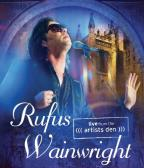 Live from the Artist's Den: Rufus Wainwright