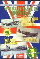 World War II Movies - One of Our Aircraft is Missing, Spitfire, and We Dive at Dawn