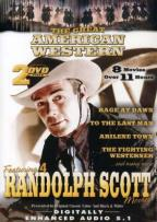 Great American Western - Featuring 4 Randolph Scott Movies 2-Pack