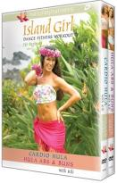 Island Girl: Dance Fitness Workout for Beginners - Hula Workout 2 - Vol. Boxed Set