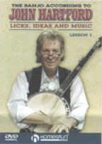 Banjo According to John Hartford - Vol. 1
