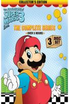 Adventures Of Super Mario Bros 3 - The Complete Series