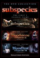 Subspecies: The First 3 Classic Films