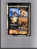 6-Movie Most Wanted Westerns Collection