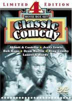 Classic Comedy: 4 Movie Box Set