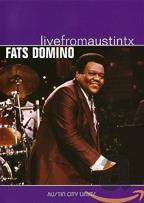 Fats Domino - Live from Austin, Texas