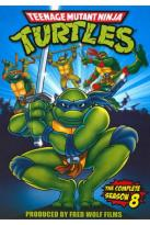 Teenage Mutant Ninja Turtles: The Complete Season 8 Set