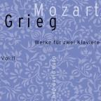 Mozart - Grieg: Works for Two Pianos - Vol. 2