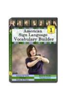American Sign Language Vocabulary Builder, Vol. 1