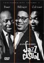 Jazz Casual: DVD Vol. 1 Basie/Gillespie/ Coltrane