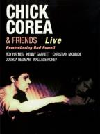 Chick Corea &amp; Friends: Remembering Bud Powell Live