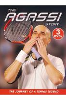 Agassi Story - The Journey Of A Tennis Legend