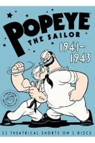 Popeye The Sailor: 1941-1943 Volume Three
